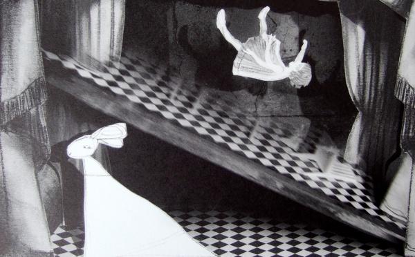 Suzy Lee: Alice in Wonderland