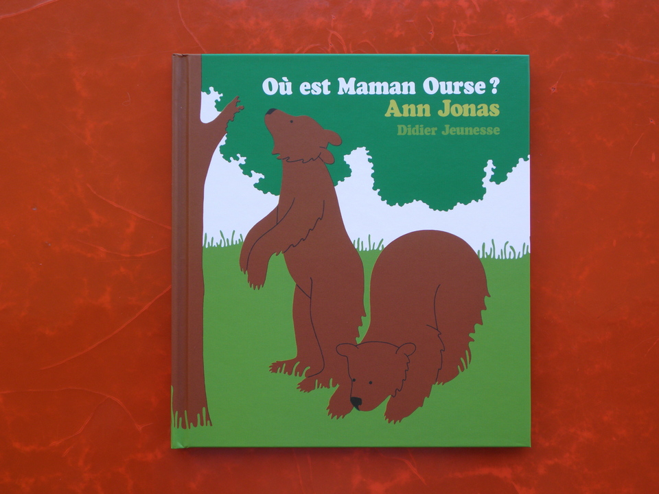 Où est Maman Ourse?