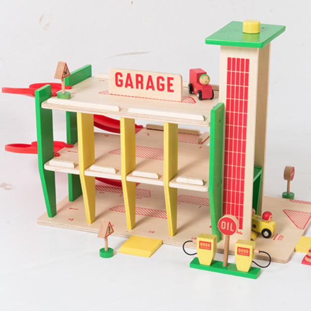 Le Grand Garage, Aurélien Débat, 2017