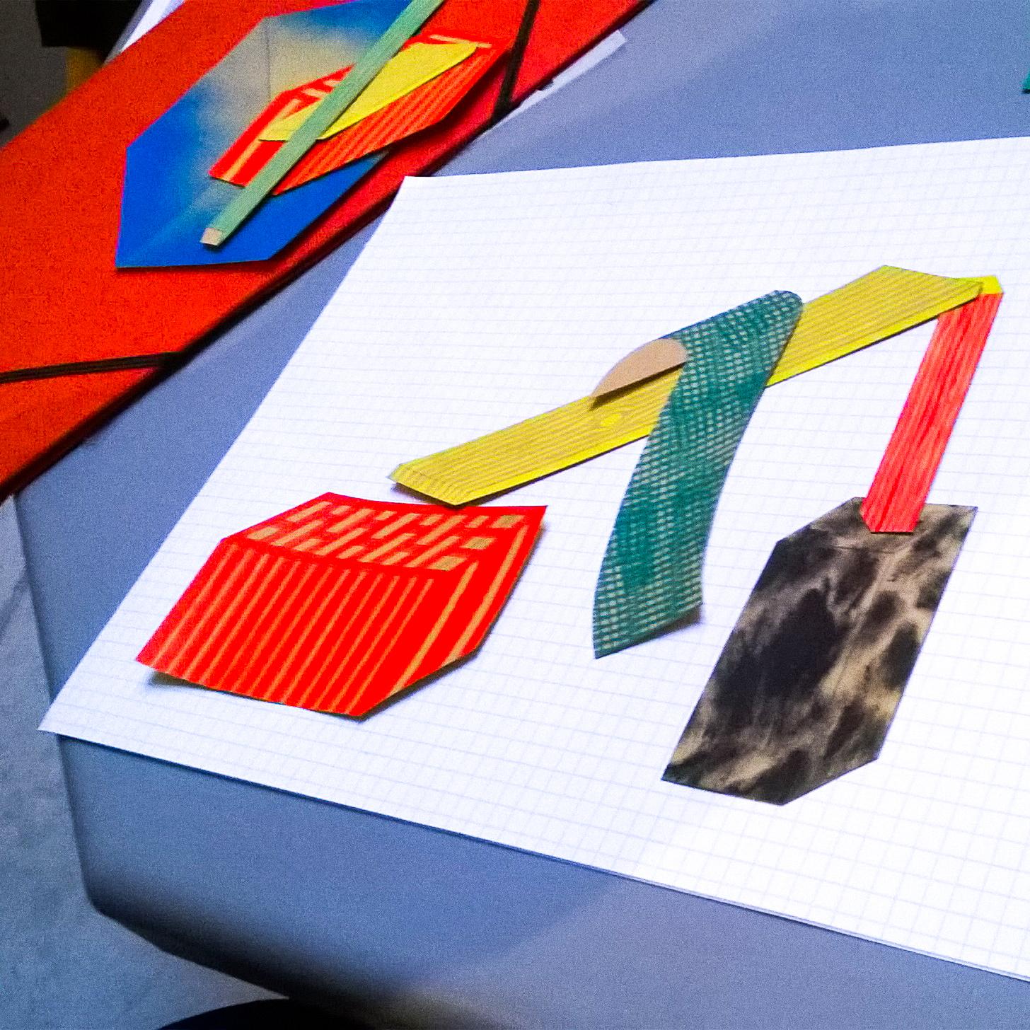 Premiers éléments du projet Cabanes, Aurélien Débat, 2014