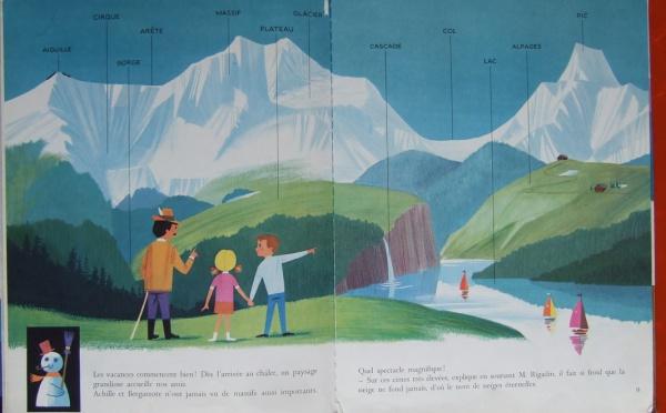 Alain Grée: La Montagne